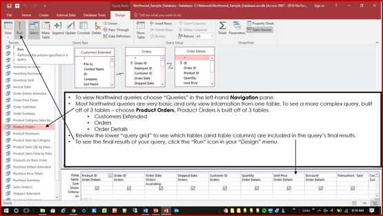 Do You Want to Learn Microsoft Access? Download the Northwind Sample